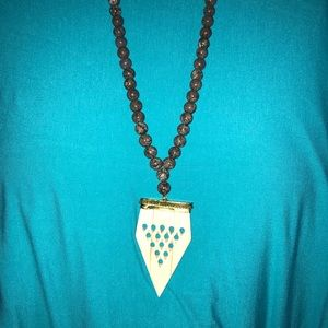Vintage arrow head necklace